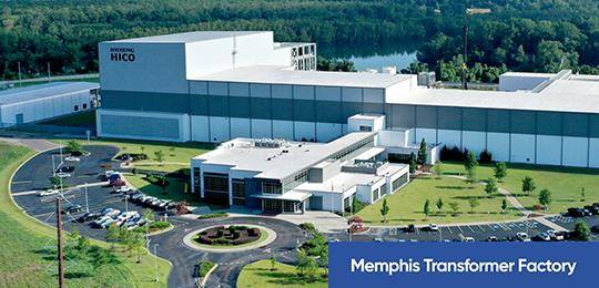 Memphis Transformer Factory